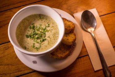 Oficinas Gastronômicas: Sopas e cremes