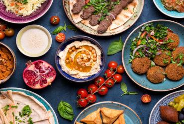 Oficinas Gastronômicas: Uma noite árabe