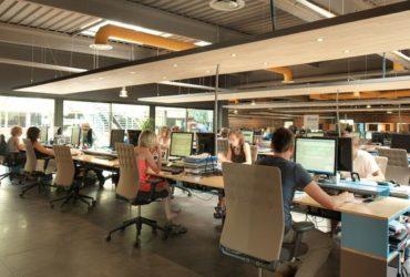 Salto compartilhado: Coworking cresce 191%, deixando a locação de salas individuais