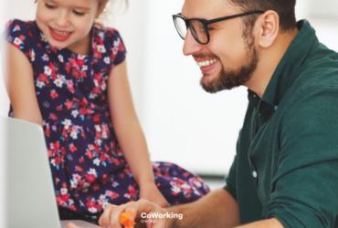 Coworking familiar: conheça locais onde se pode levar os filhos para o trabalho