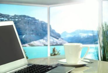 5 truques para garantir seu trabalho remoto durante as viagens